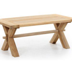 """Стол кофейный из тика """"Everest"""" 120х65 см"""