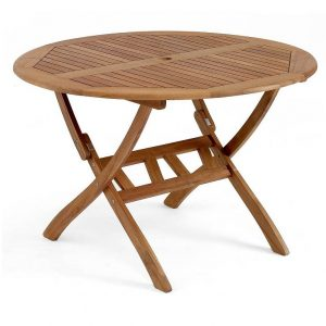 """Стол из акации """"Everton"""", 110 см"""