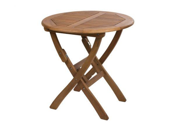 """Стол из акации """"Everton"""", 70 см"""