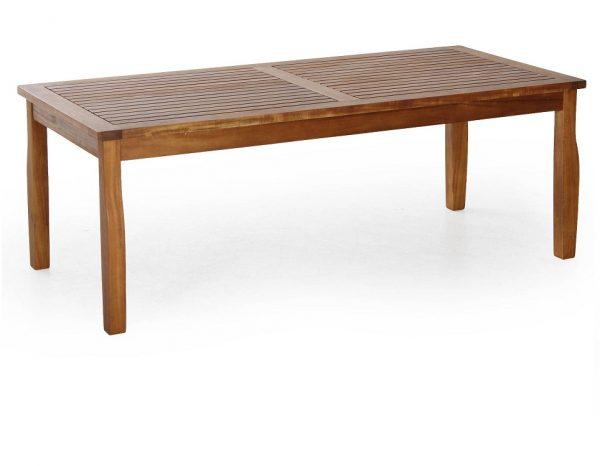 "Стол из акации ""Dallas"", 130х60 см"