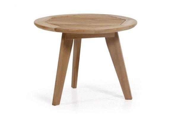 """Стол из тика """"Kastos"""", диаметр 60 см"""