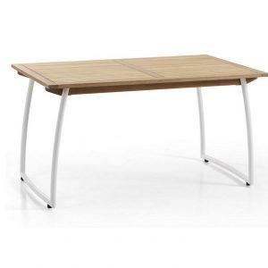 """Стол из тика """"Grimsby"""", 140х85 см"""