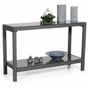 """Стол """"Ninja grey"""" 120х45 см, цвет серый"""