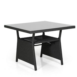 """Стол """"Soho black"""", 86×86 см"""