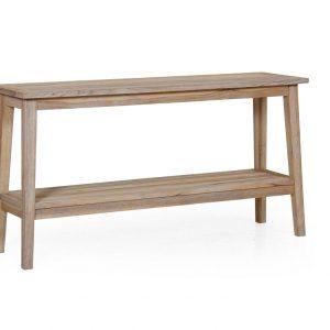 """Стол из тика """"Vidos"""", 150x42 см"""