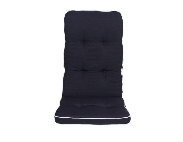 "Подушка на кресло ""Vigo"", цвет синий"