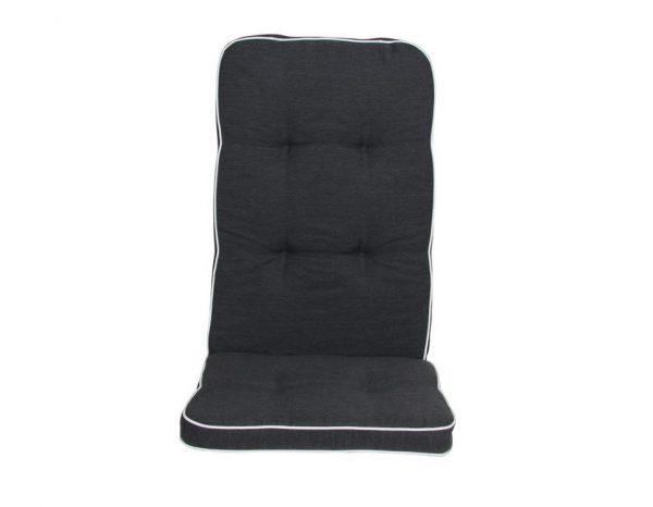 """Подушка на кресло """"Vigo"""", цвет антрацит"""