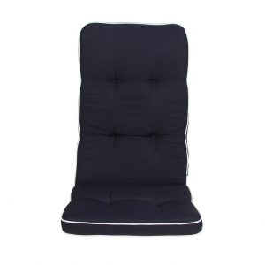 "Подушка на кресло ""Vigo"", цвет темно-синий"