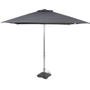 """Садовый зонт """"Arezzo"""", цвет серый"""