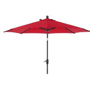 """Садовый зонт """"Florens"""", цвет красный"""