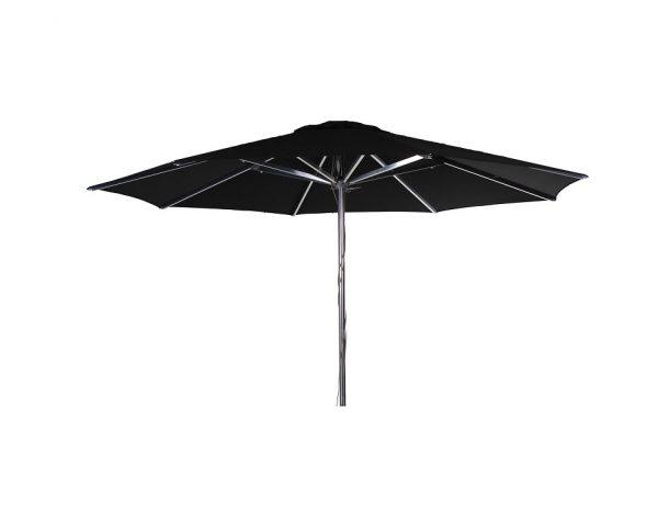 """Садовый зонт """"Empoli"""", цвет черный"""