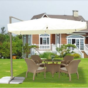 """Садовый зонт """"GardenWay А002-3030"""", цвет кремовый"""